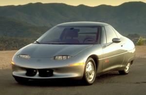 The EV1