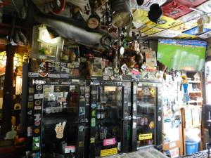 Inside The Last Frontier Saloon